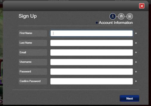 silversands online casino login