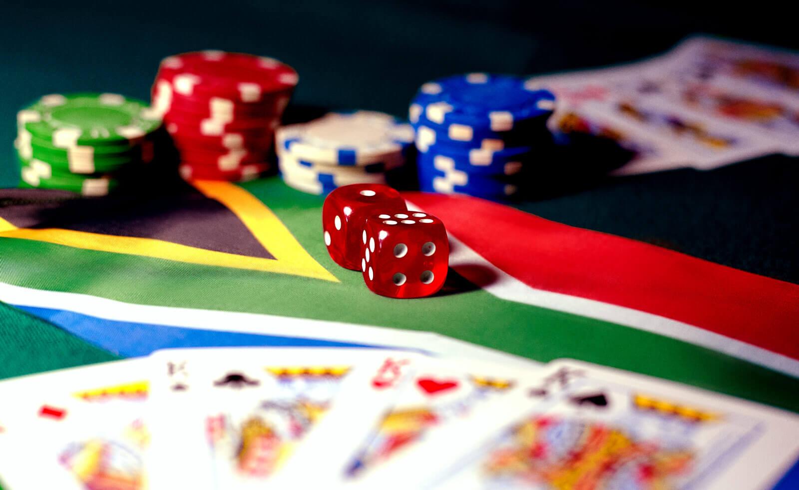 Gambling Casino Card Game Poker