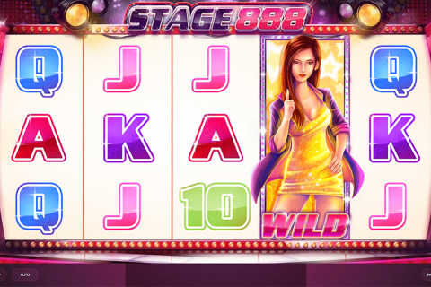 stage  red tiger slot
