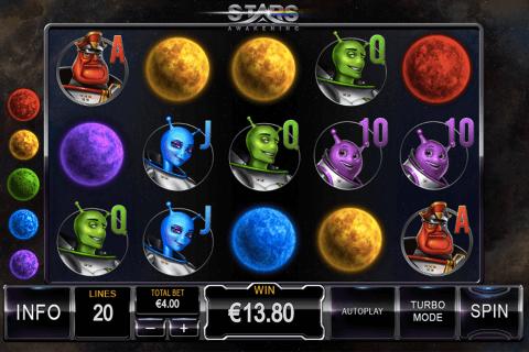 stars awakening playtech slot