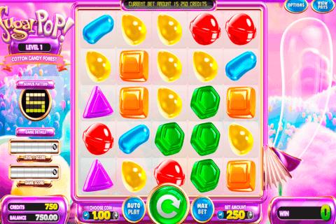 sugar pop betsoft slot