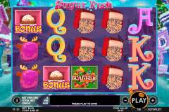 sugar rush winter pragmatic slot