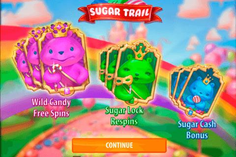 sugar trail quickspin slot