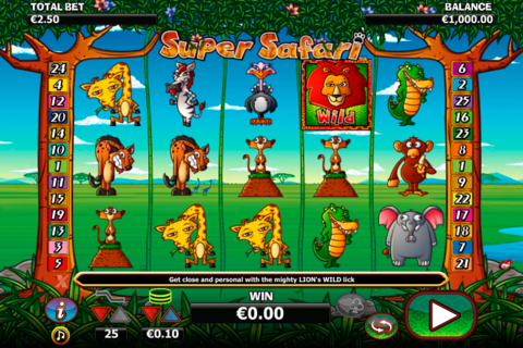 super safari netgen gaming slot