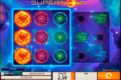 supernova quickspin slot
