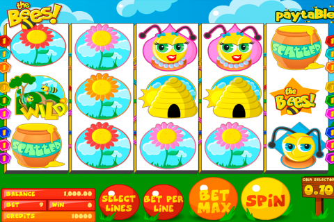 the bees betsoft slot