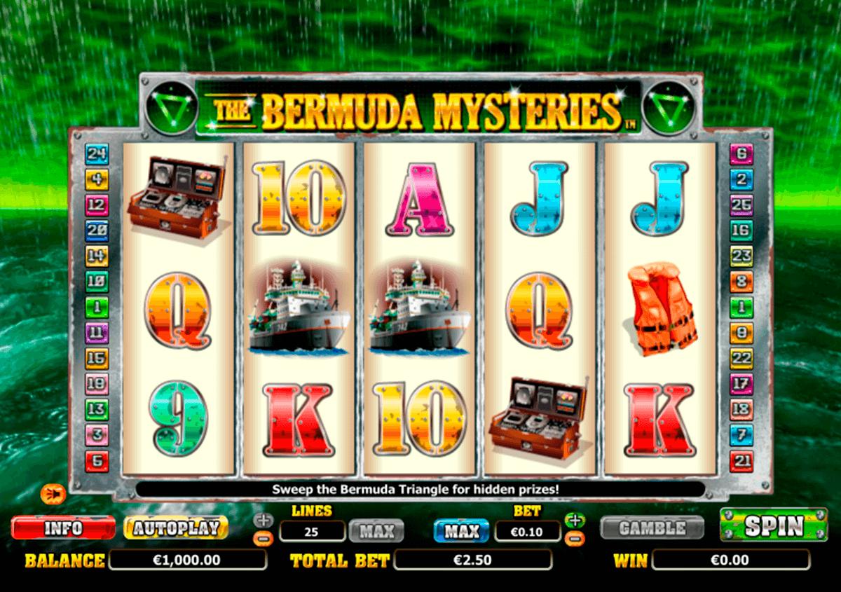 the bermuda mysteries nextgen gaming slot