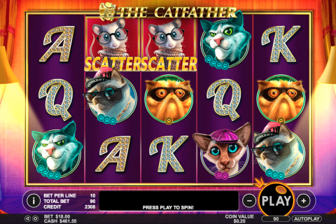 the catfather pragmatic slot