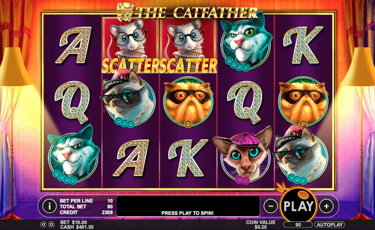 the catfather pragmatic slot