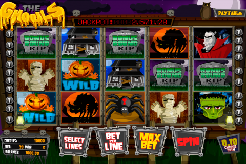 the ghouls betsoft slot