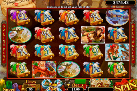 the naughty list rtg slot