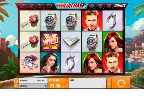 the wild chase quickspin slot