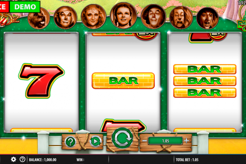 the wizard of oz road to emerald city wms slot
