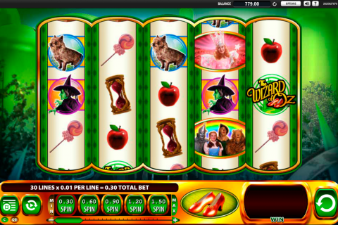 the wizard of oz ruby slippers wms slot
