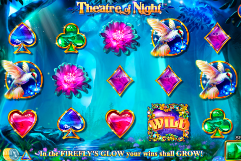 theatre of night netgen gaming slot