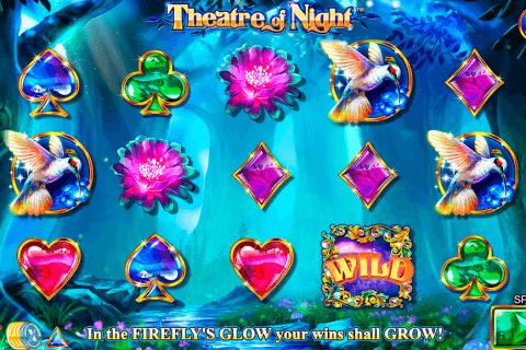 theatre of night netgen gaming slot