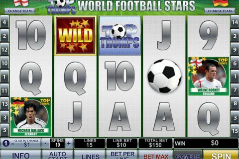top trumps world football stars playtech slot