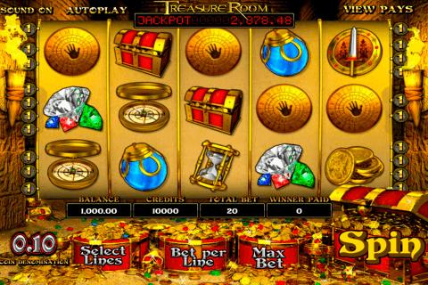 treasure room betsoft slot