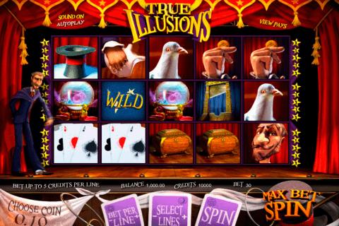 true illusions betsoft slot