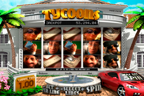 tycoons betsoft slot