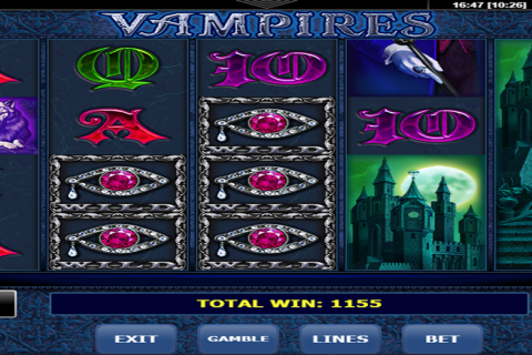 vampires amatic slot