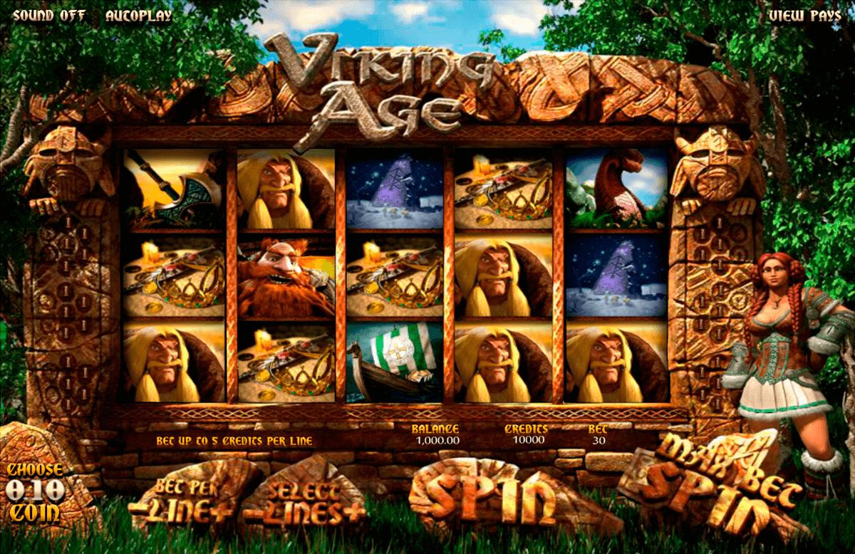 viking age betsoft slot