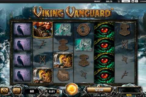 viking vanguard wms slot
