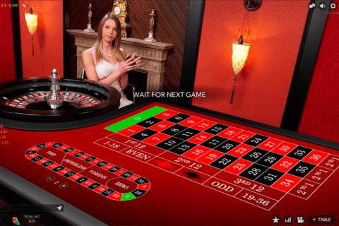 vip live roulette evolution gaming online