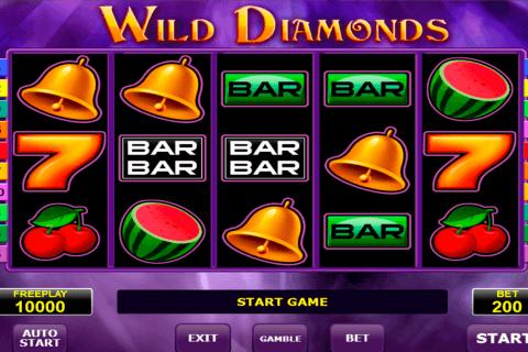 wild diamonds amatic slot