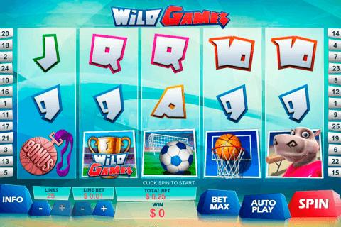 wild games playtech slot