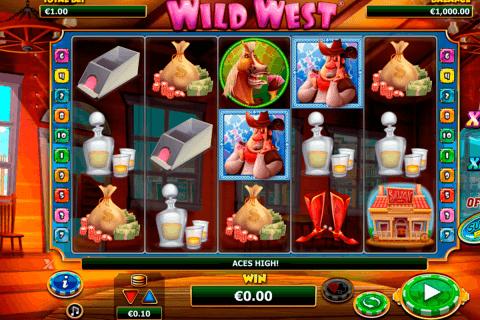 wild west netgen gaming slot