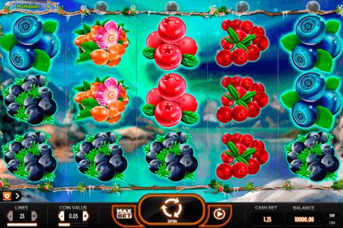 winterberries yggdrasil slot