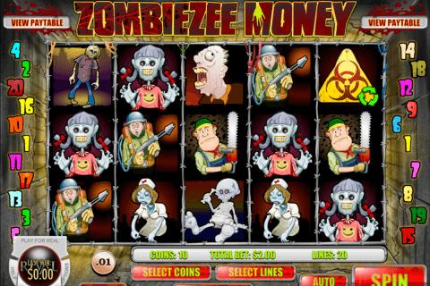 zombiezee money rival slot